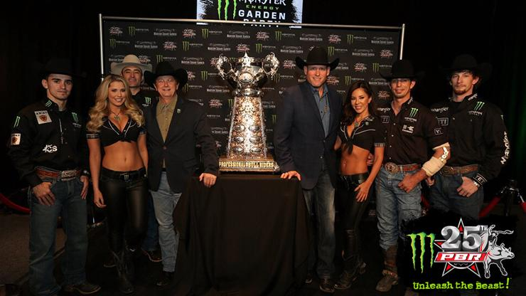 Monster Energy Expands Relationship with Professional Bull Riders