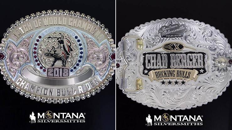 Match of Champions belt buckle revealed