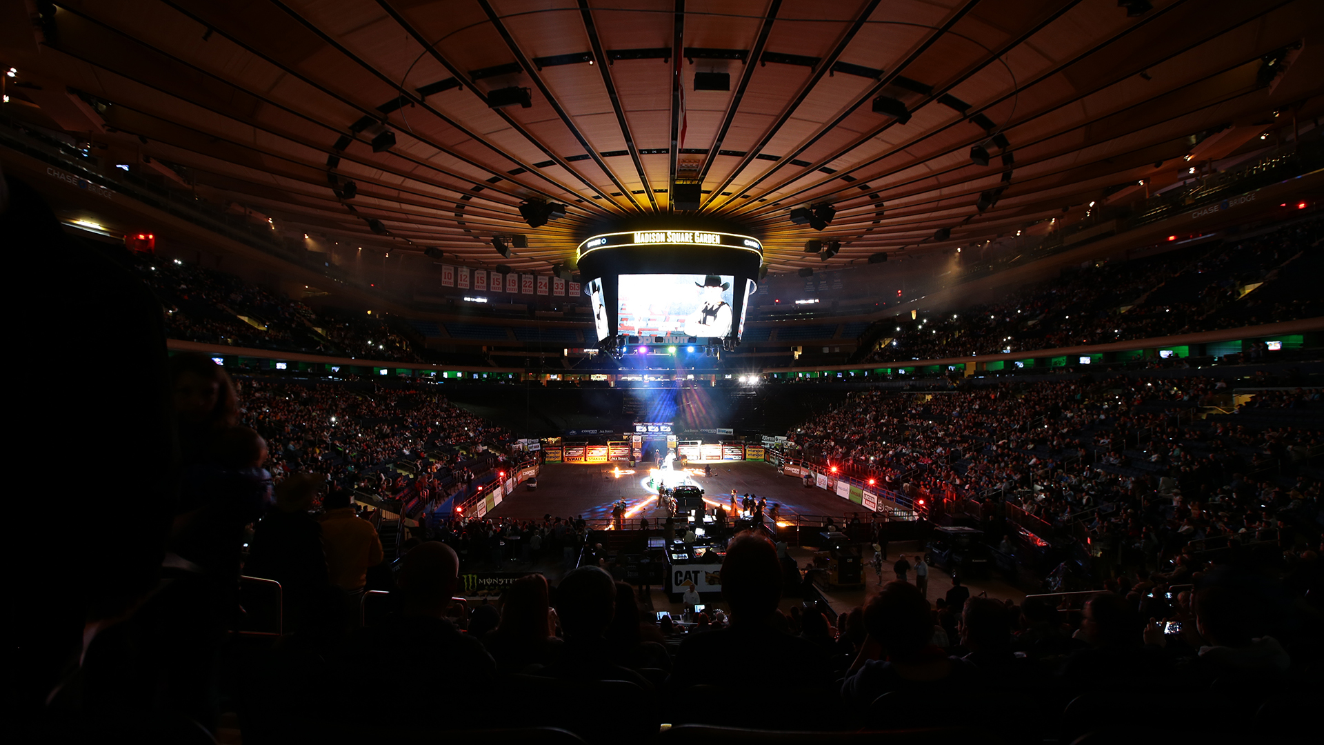New York draw: Who is in and who is out