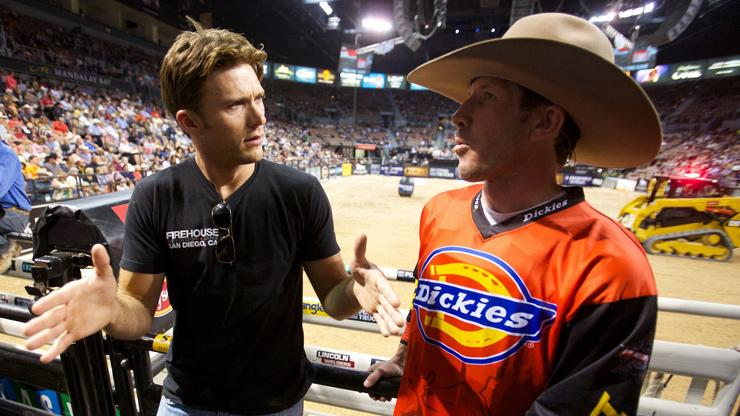 Filming underway on 'The Longest Ride'