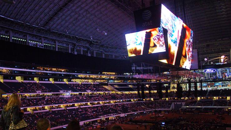 PBR returns to Cowboys Stadium