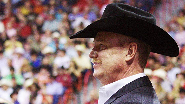 Jim Haworth named Chairman and CEO of the Professional Bull Riders