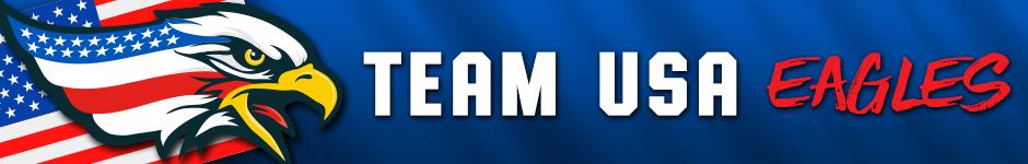 USA Eagles Team Header