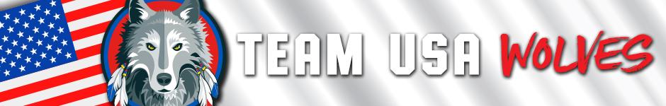 USA Wolves Team Header
