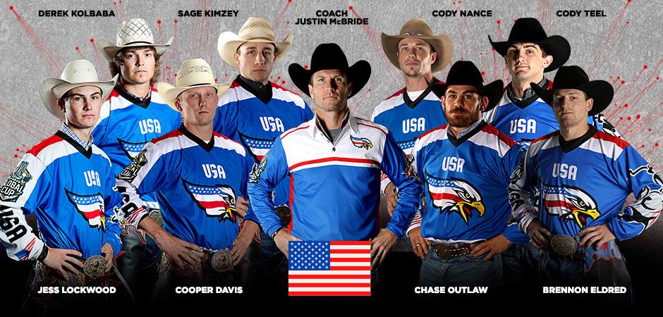 USA Eagles Team