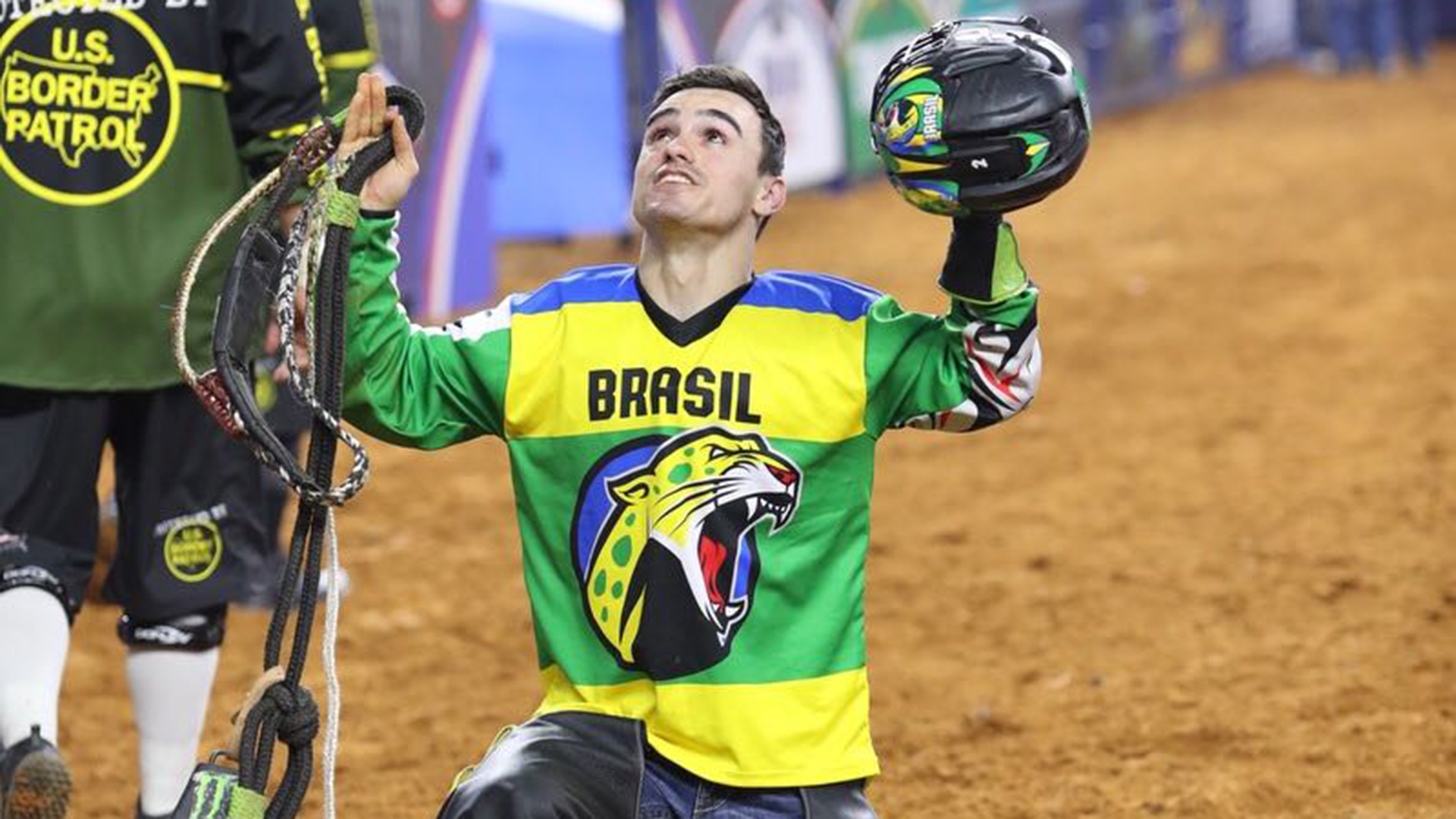 Leme puts Brazil on his back to hold off frantic American comeback