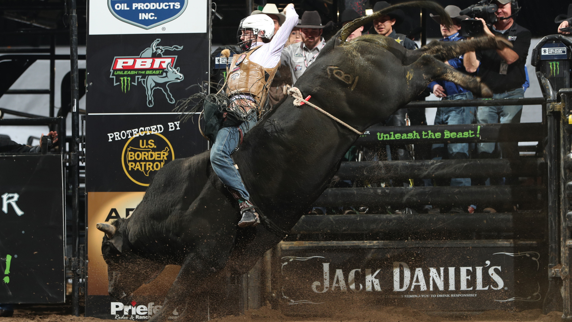 History in L.A.: Will a rookie win Iron Cowboy for the first time?
