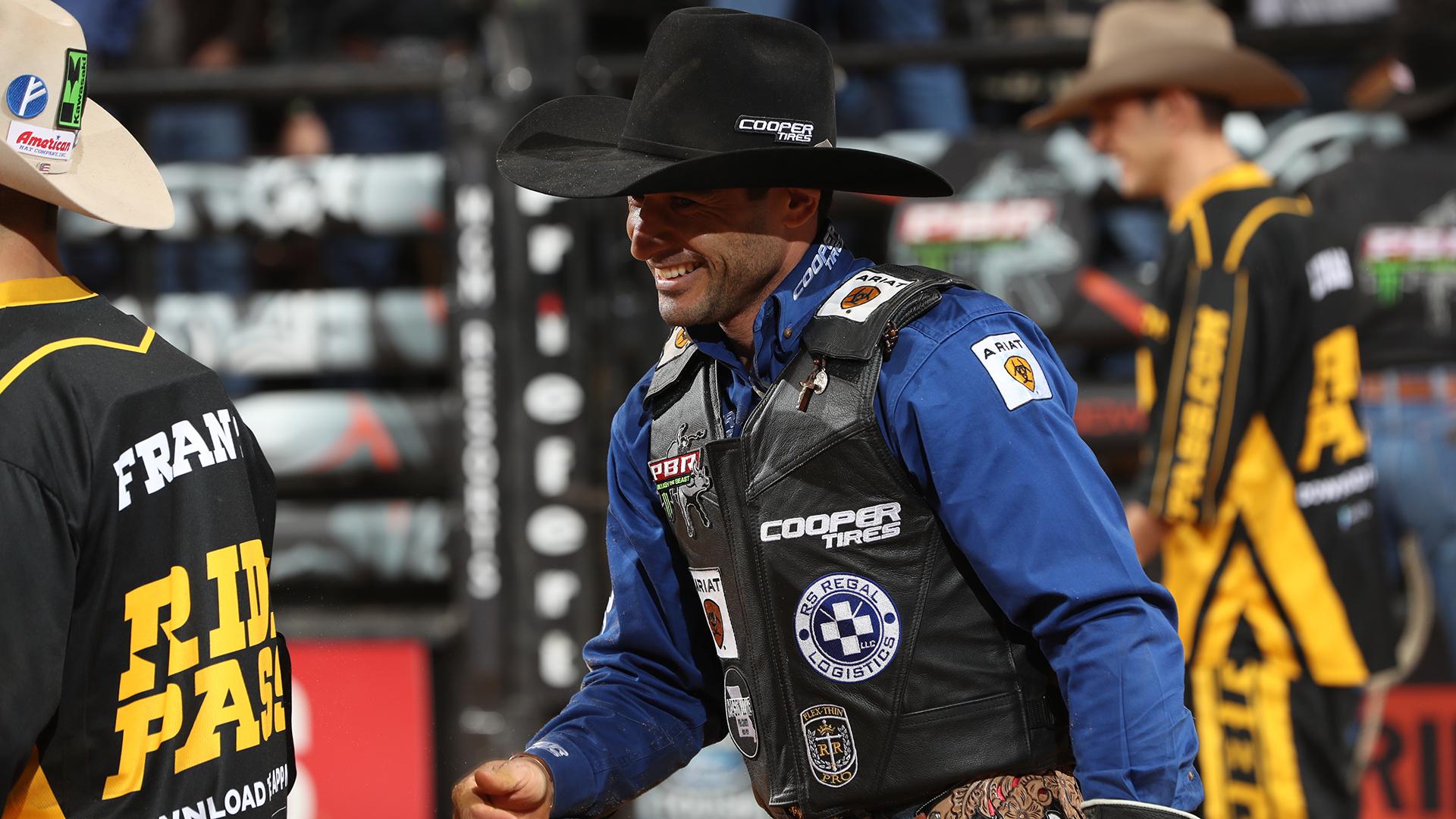 Vieira wins THE AMERICAN bull riding and piece of $1 million bonus