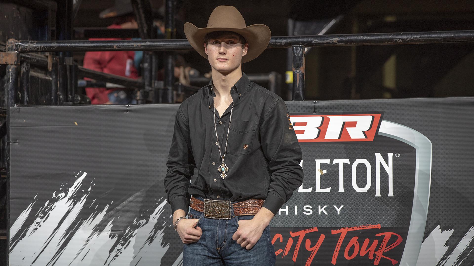 Jake Lockwood wins Round 1 in Fresno