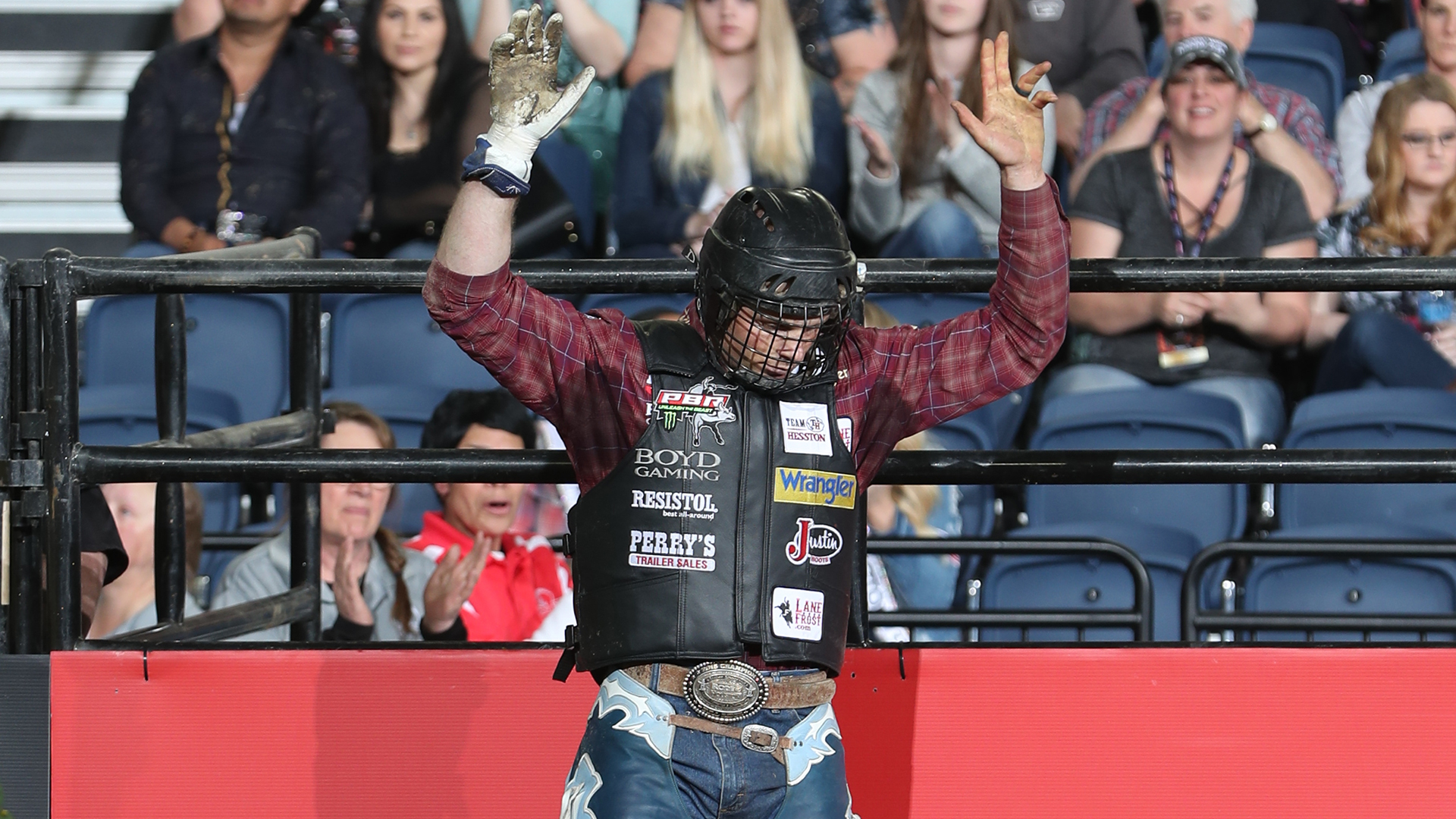 Frost's first PBR 90-point ride puts him on Unleash The Beast
