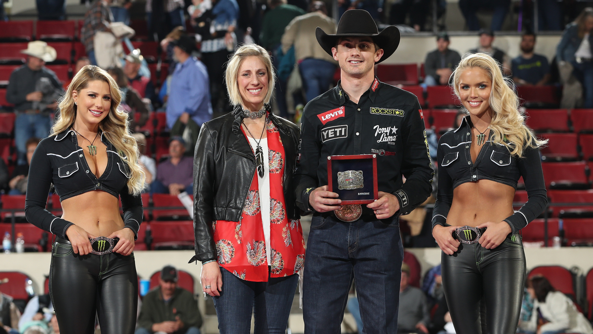 Teel wins second event of the season in Billings