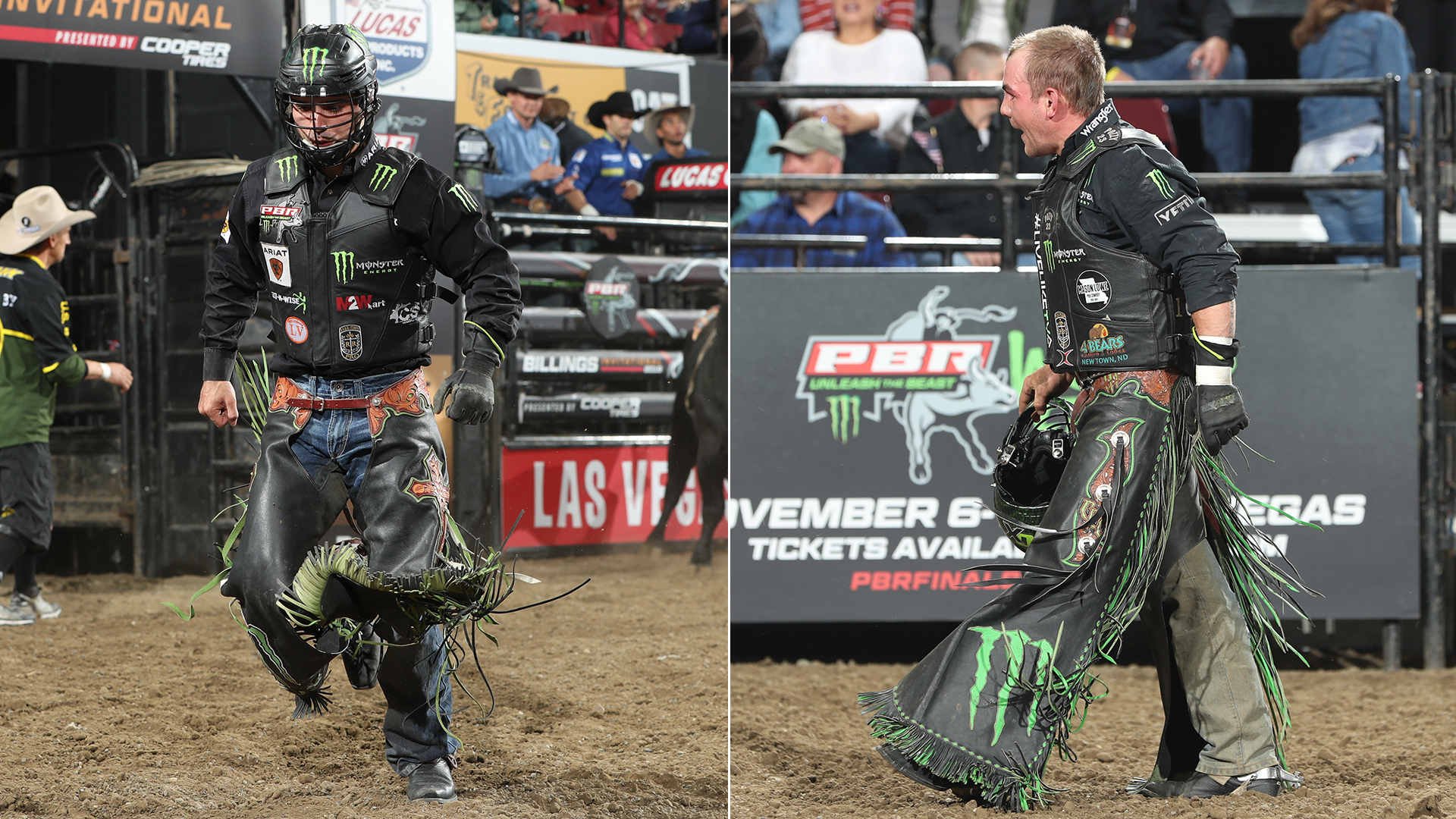 15/15 Bucking Battle: Leme and Outlaw to square off against Smooth Operator and Bruiser