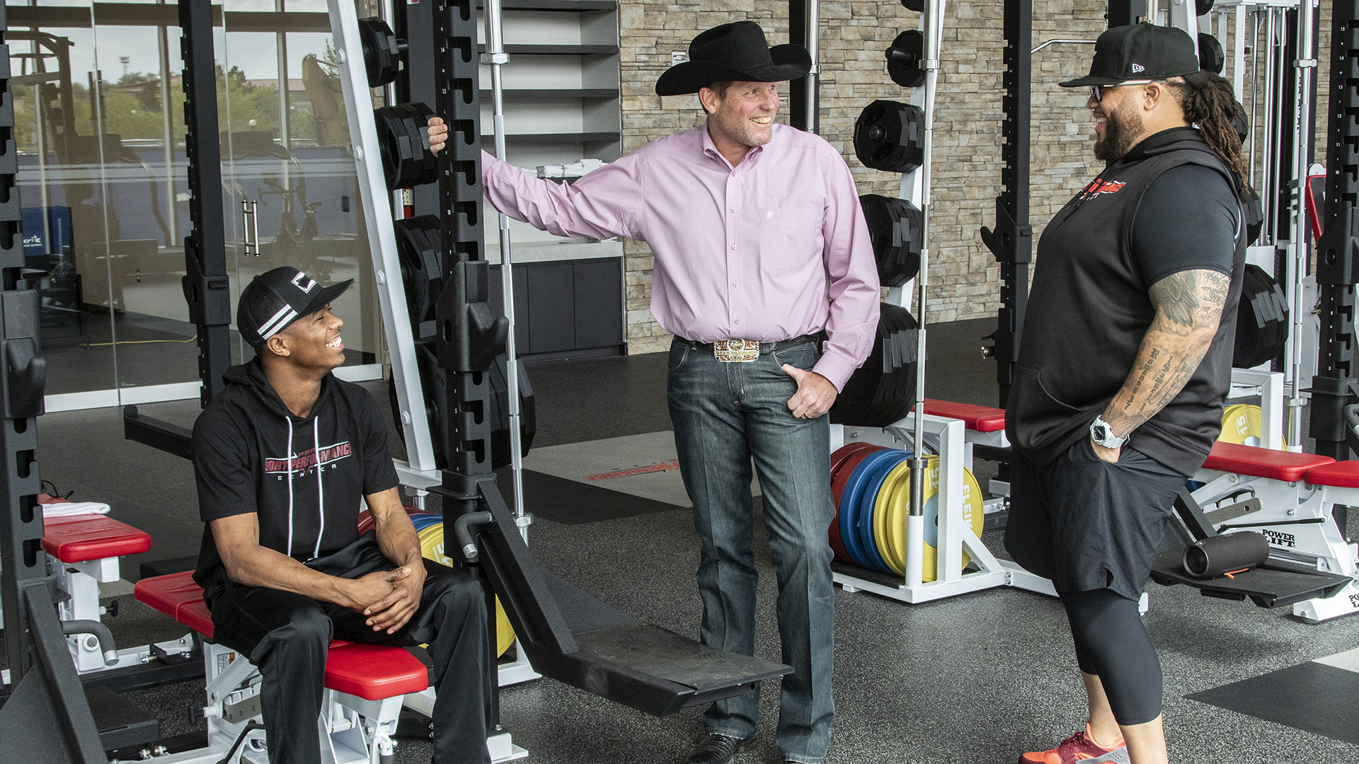 Antwon Burton named Executive Director of PBR Sport Performance Center