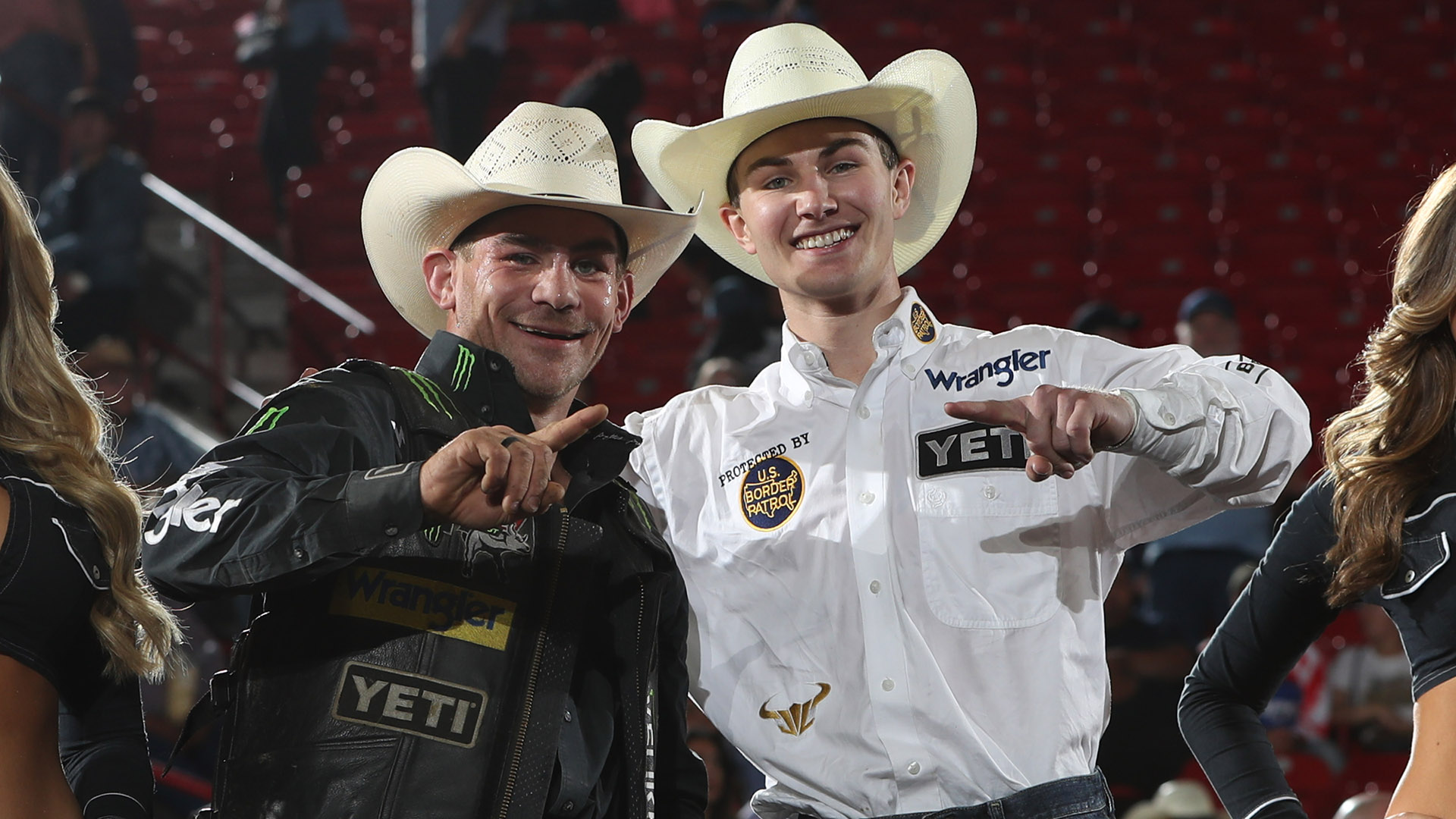 Outlaw and Lockwood split Round 1 win in Albuquerque