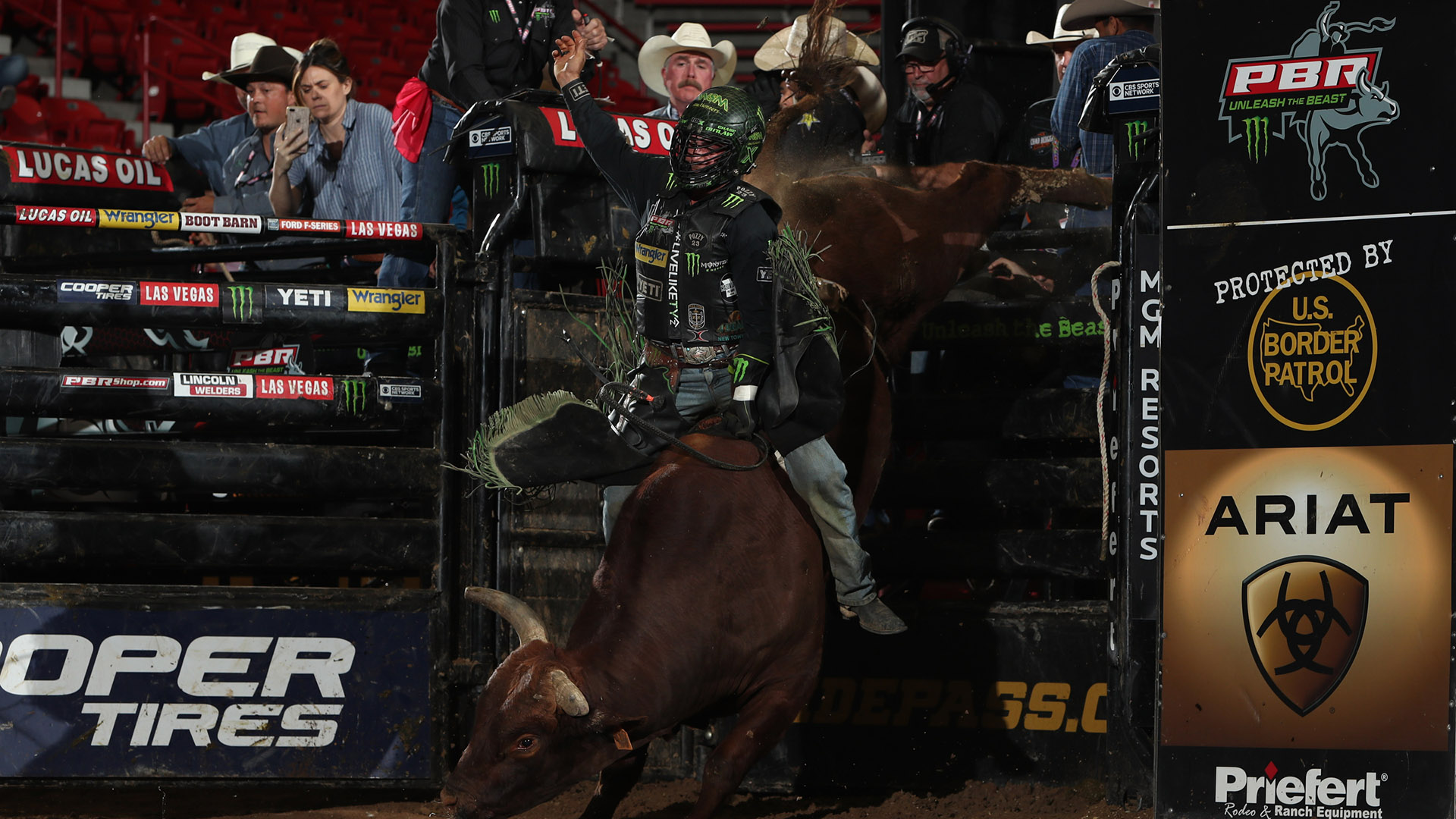 Outlaw: 'I ain't worried about it'