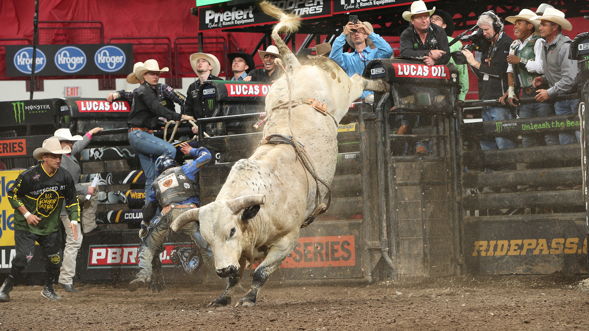 Bull riding matchups for WCRA Title Town Stampede; Kolbaba to face Bad Touch