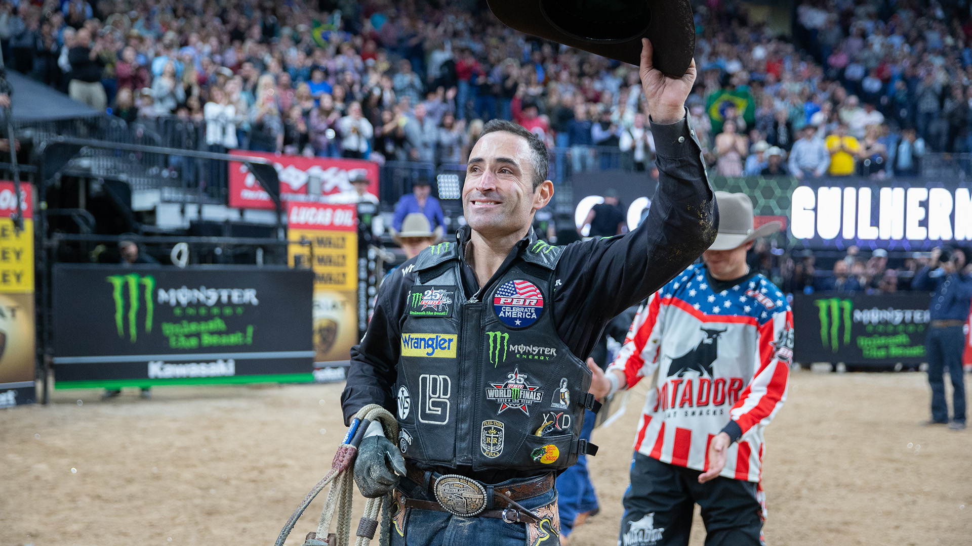 Guilherme Marchi to be inducted into Ring of Honor at 2019 PBR Heroes & Legends celebration