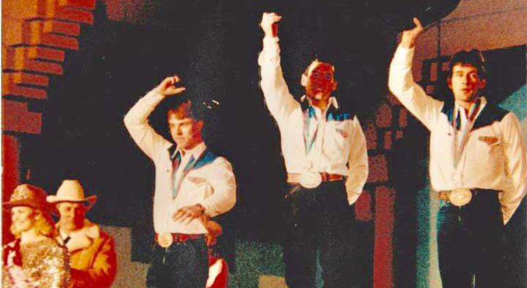 Ted Nuce Olympics