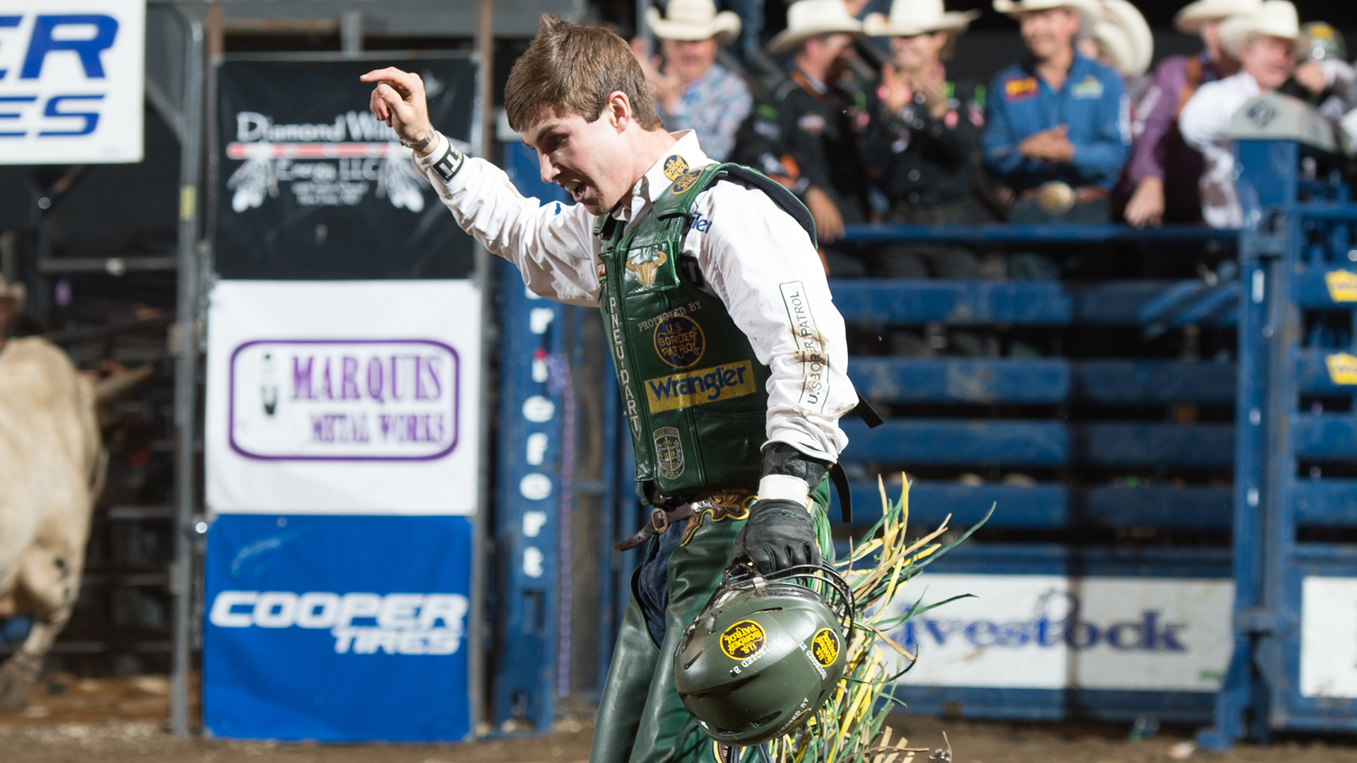 Lockwood edges Outlaw for Pool A Calgary Stampede victory