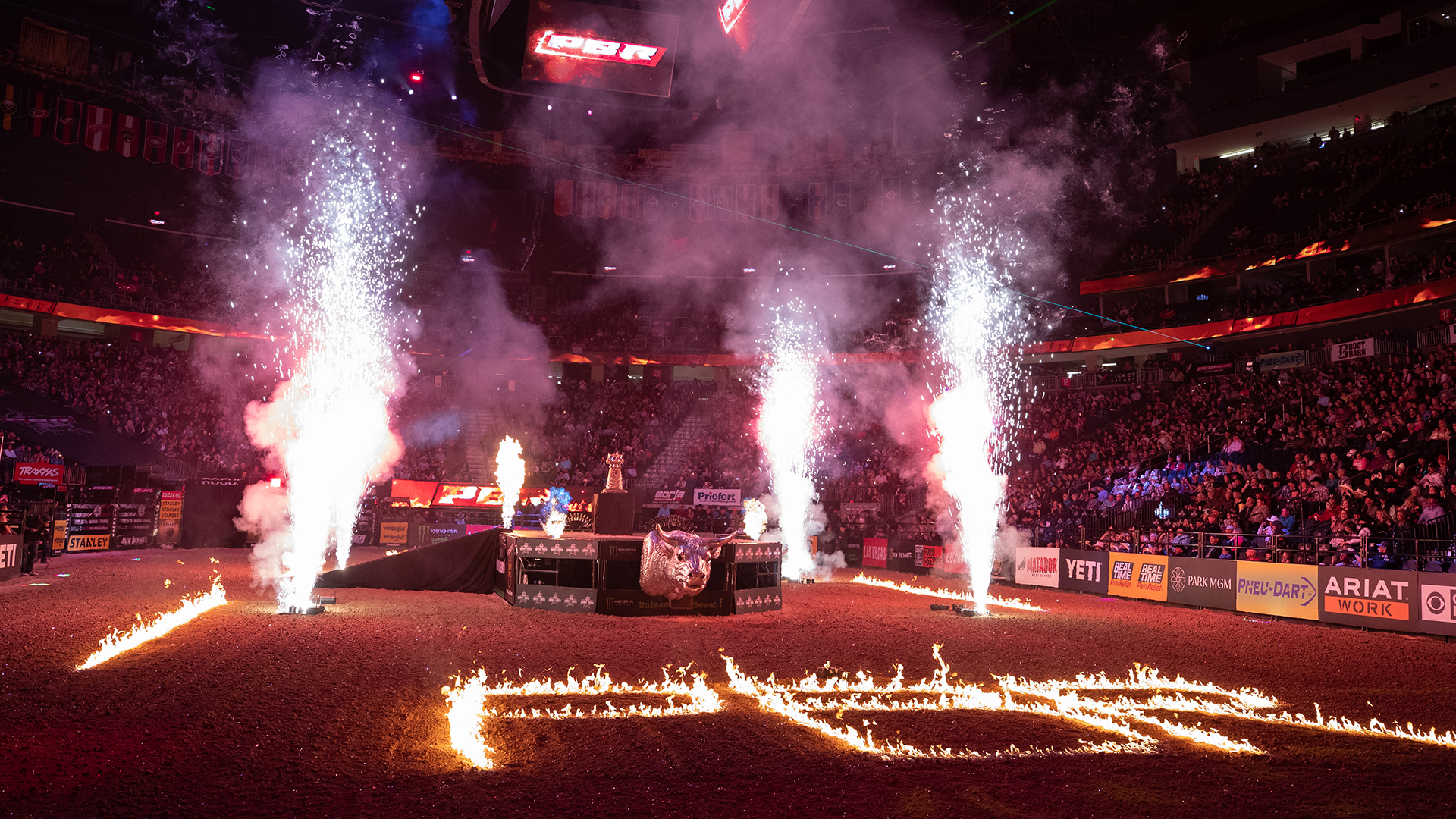Enter to be a VIP at the 2019 PBR World Finals