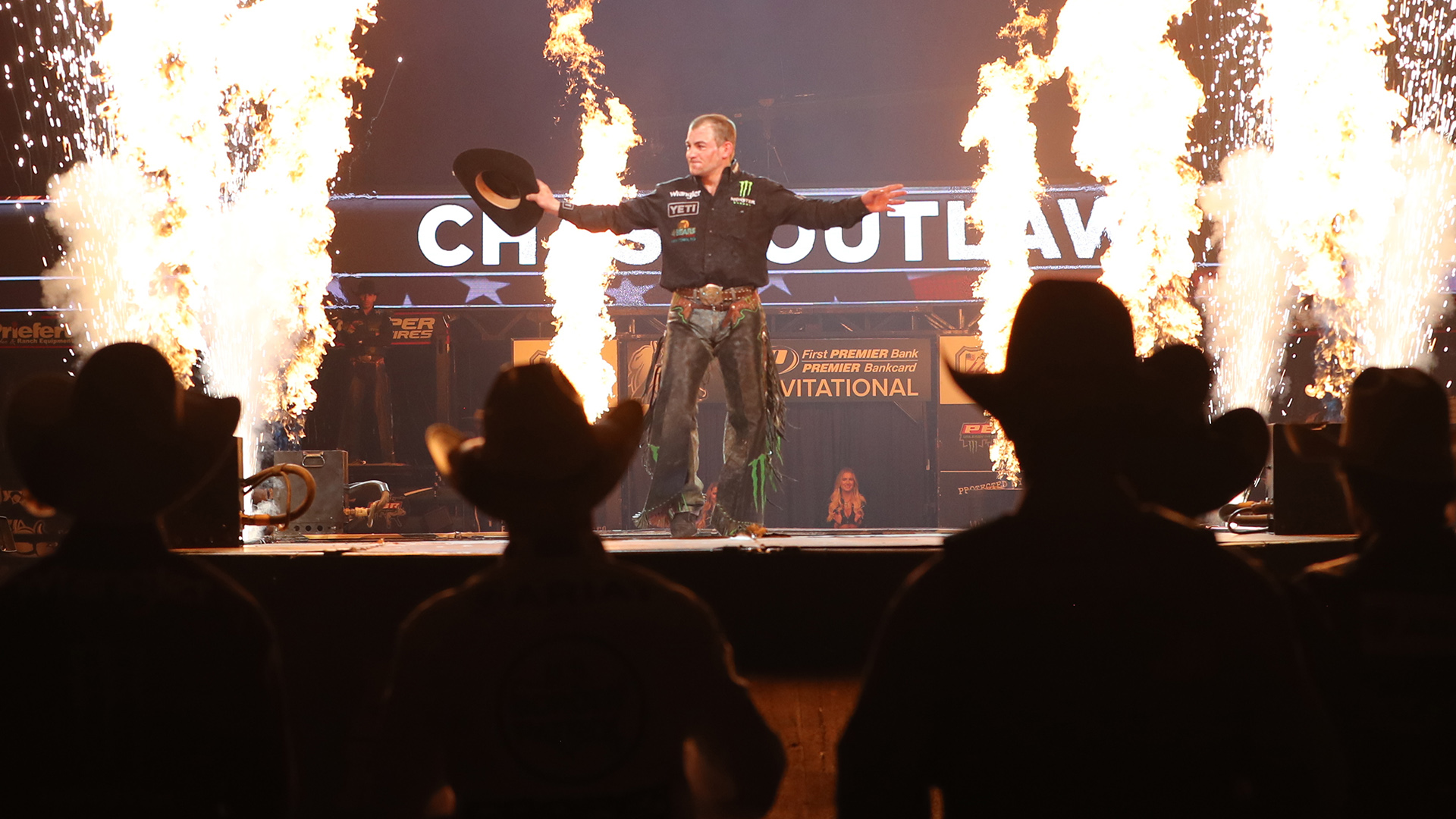 Year in review: how Outlaw went from catastrophic injury to world title contender
