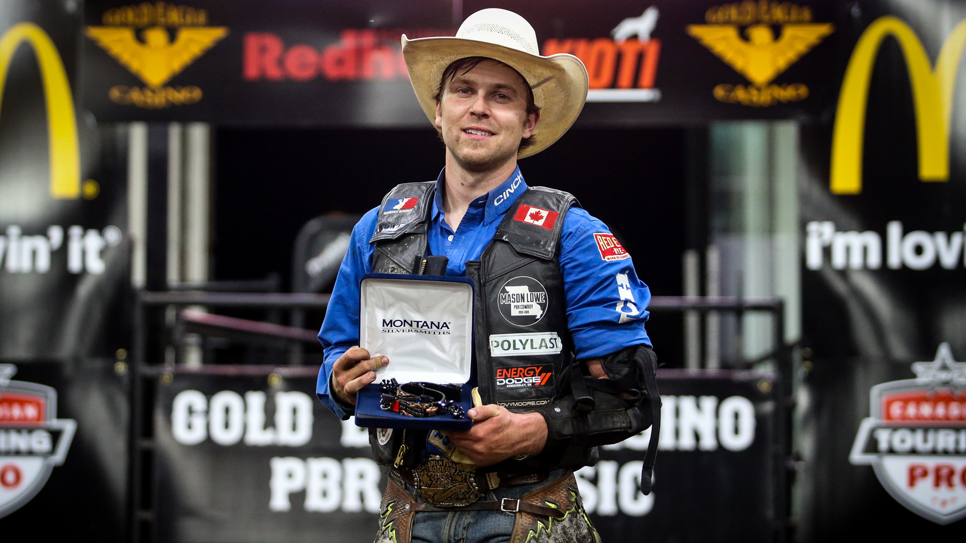 Buttar helps his cause for Tulsa with third PBR Canada event win of 2019