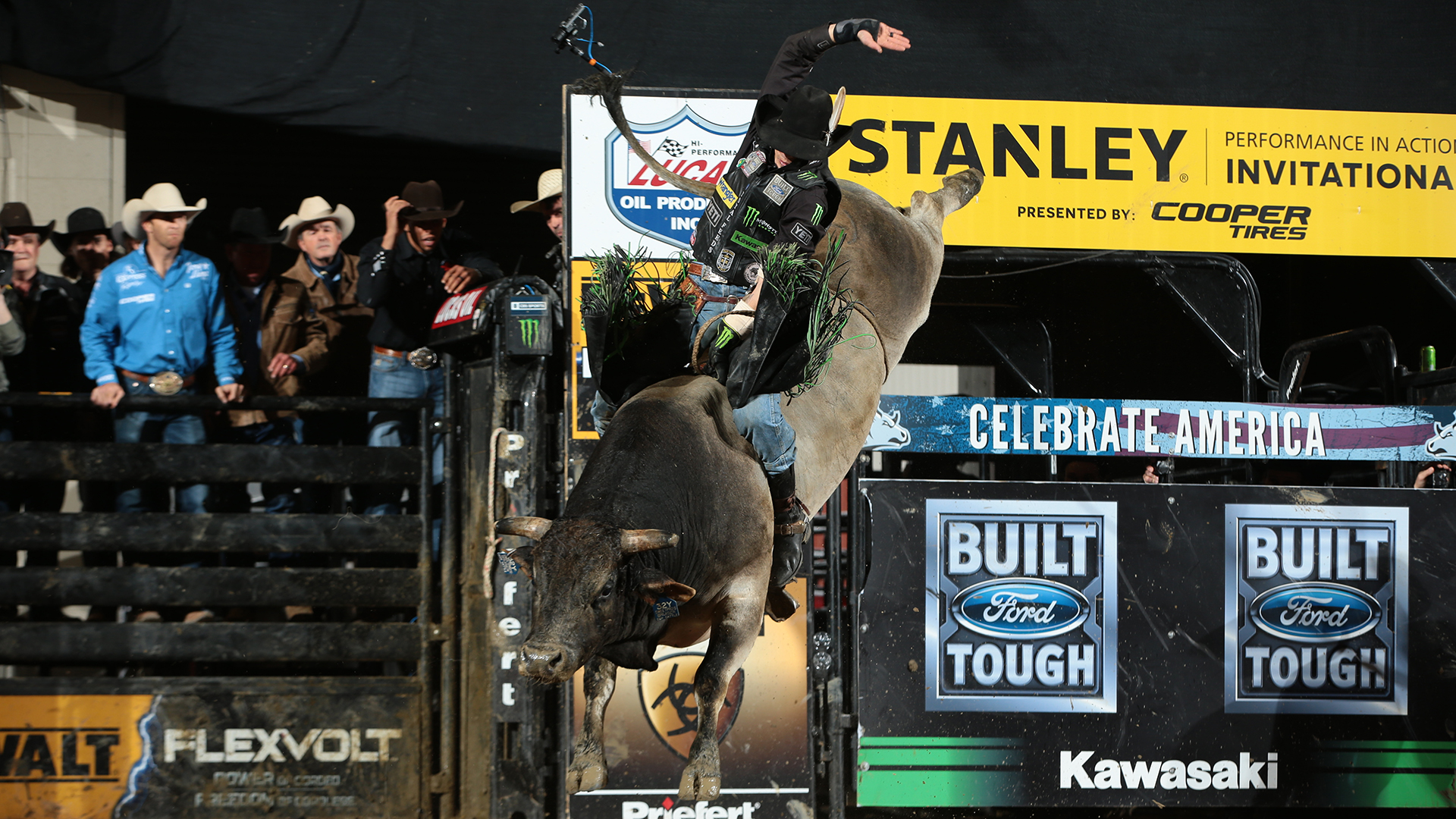 Looking back at J.B. Mauney's impressive feat of riding every World Champion Bull since 2007