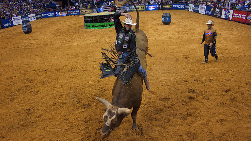 Relive the Top 11 rides of J.B. Mauney's storied career