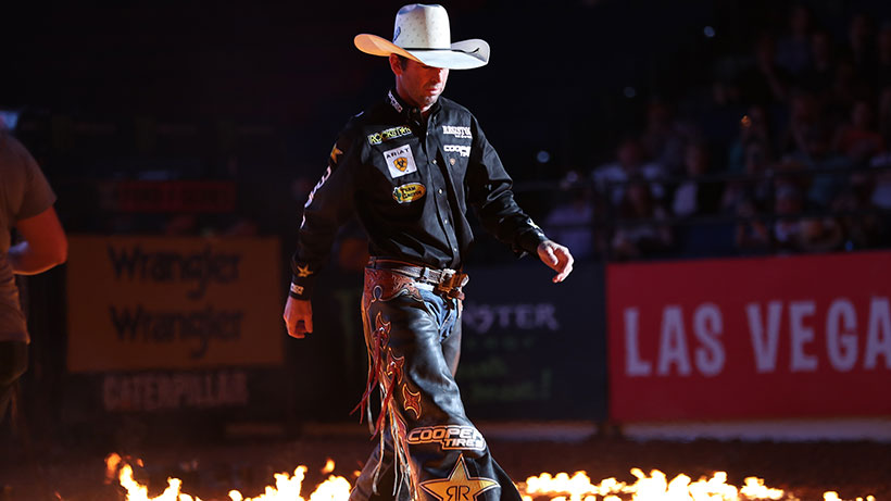 Vieira hopes strong showing in Nashville propels him to ninth PBR World Finals