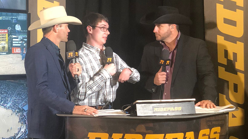 Be Cowboy: PBR fan Ethan Brown returns to RidePass in Springfield