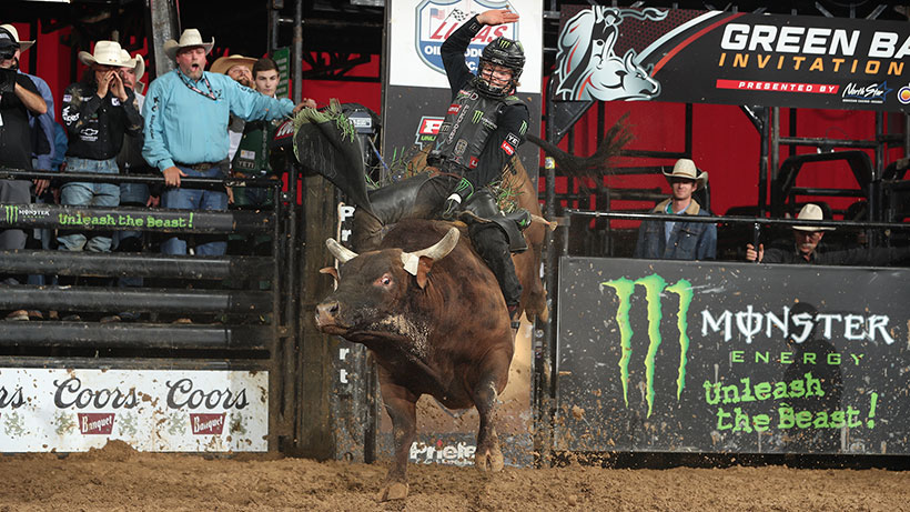 WCRA Triple Crown could mean a giant payday for one hot PBR cowboy