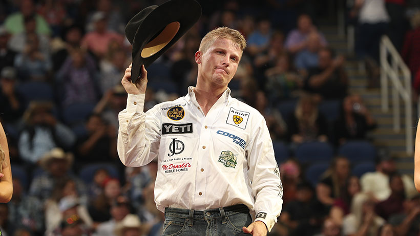 Davis wins Round 1 of Wrangler Long Live Cowboys Classic in Greensboro