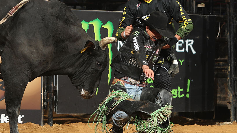Mauney attempts to ride with potential broken leg; additional Greensboro injury updates