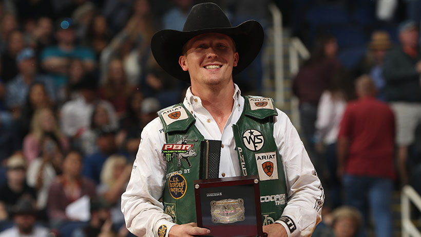 Davis wins Wrangler Long Live Cowboys Classic in Greensboro