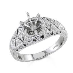 Trillion Diamond Ring Cecena S