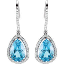Dangle Diamond Ring Etsy