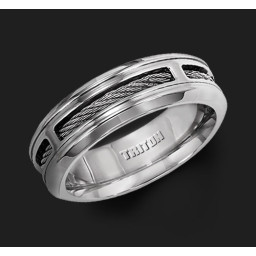 Tungsten Carbide Cable Ring