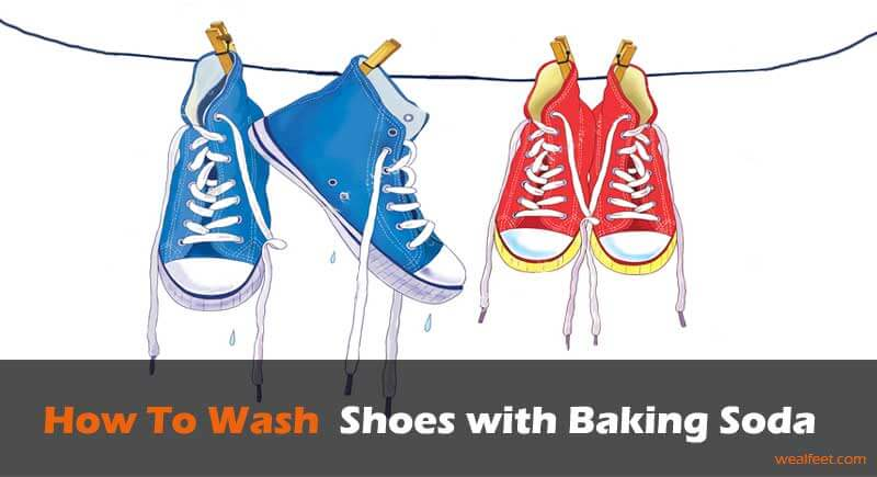 How to wash shoes with baking soda and keep them odorless ccuart Image collections