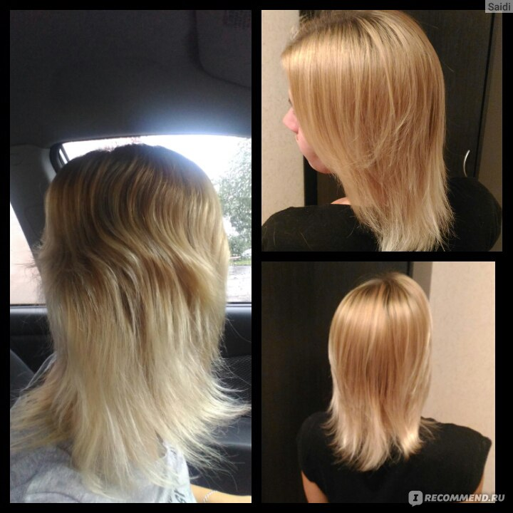 После кератинового выпрямления волос отзывы