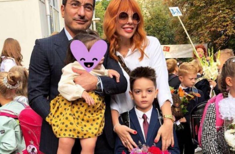 Анастасия стоцкая ее муж и дети фото