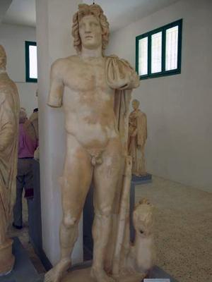 Александр македонский фараон