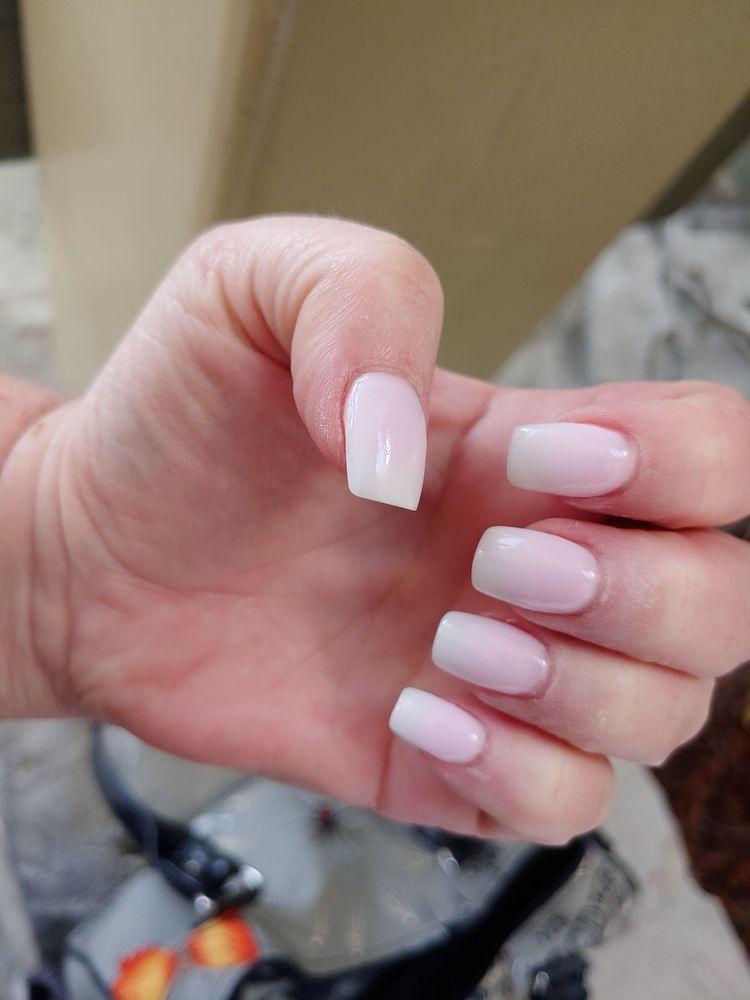 Blazin nails