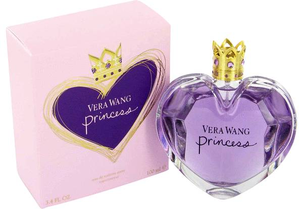 Vera wang princess perfumes list