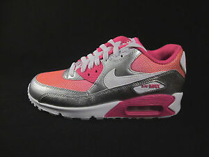 Nike womens air max 90 vivid pink white