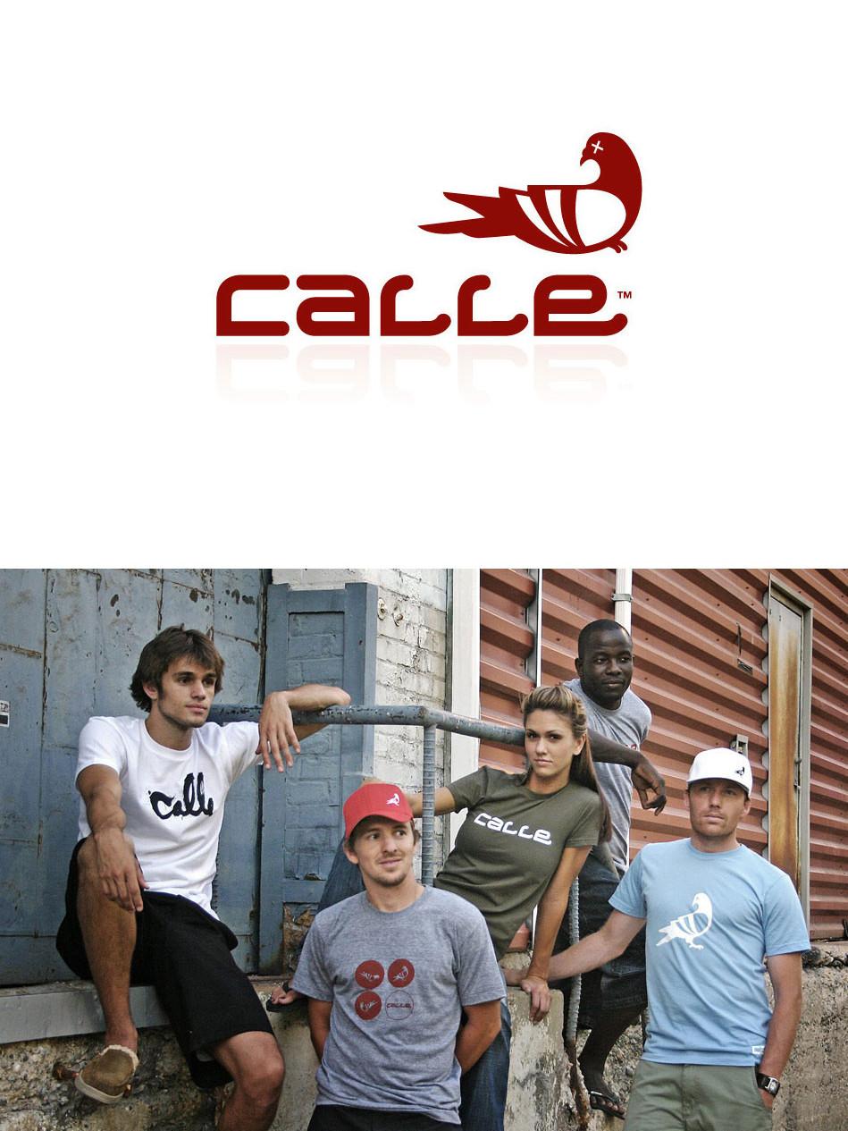Calle Brand Identity
