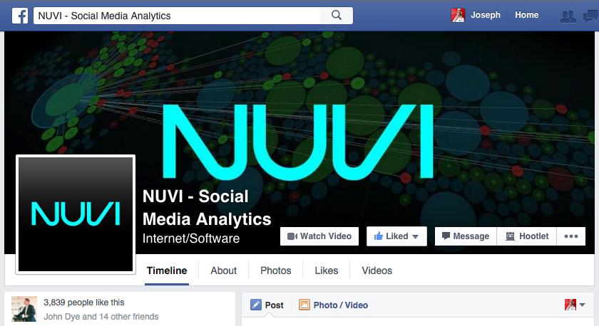 Nuvi - Facebook