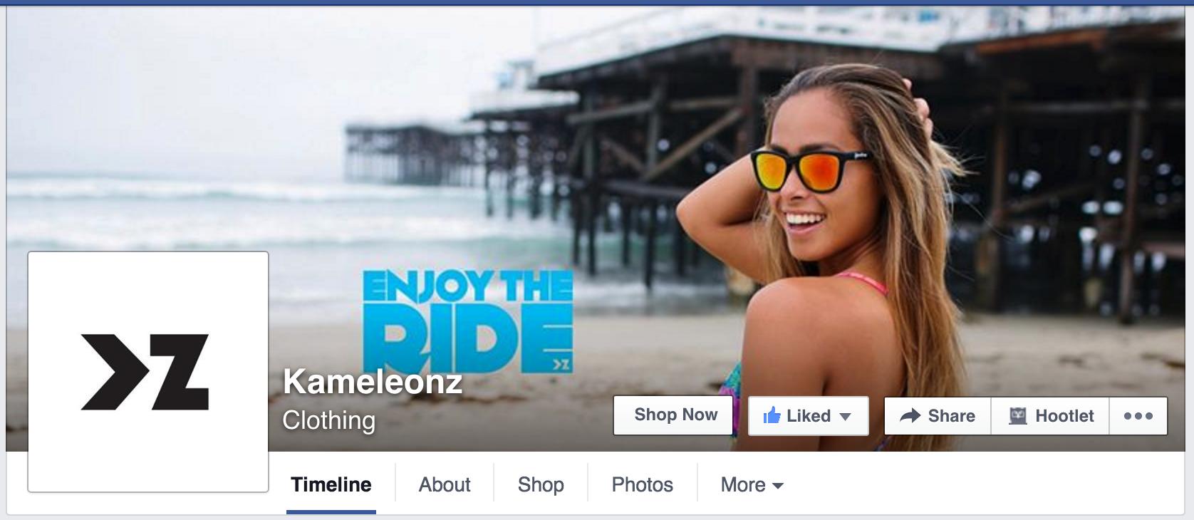 Kameleonz - Facebook