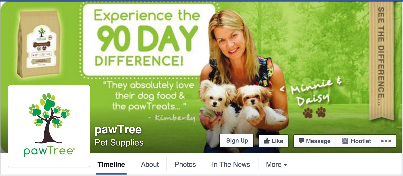 pawTree - Facebook