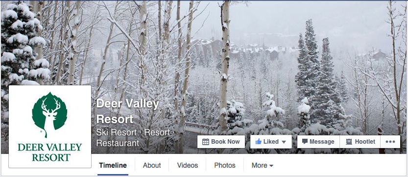 Deer Valley - Facebook
