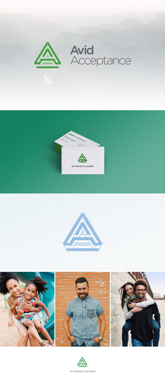 Avid Acceptance Brand Identity